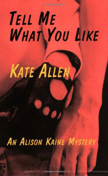 Tell Me What You Like Kate Allen