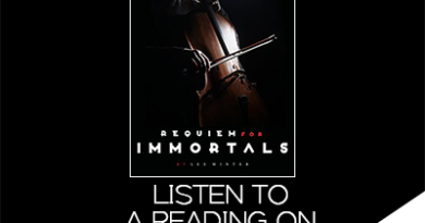 Requiem For Immortals by Lee Winter