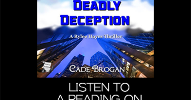 Deadly Deception by Cade Brogan