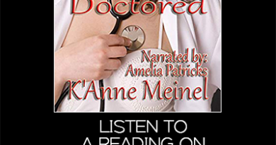 Doctored by KAnne Meinel