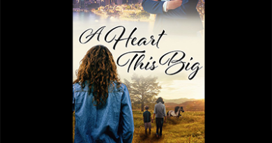 A Heart This Big by Cheyenne Blue