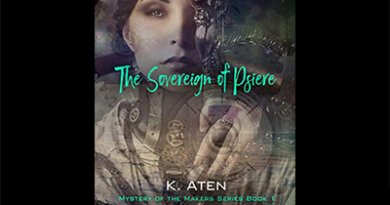 The Sovereign of Psiere by K Aten