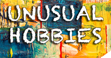 Unusual Hobbies podcast